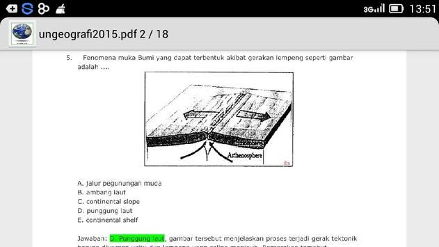 UN Geografi screenshot 1