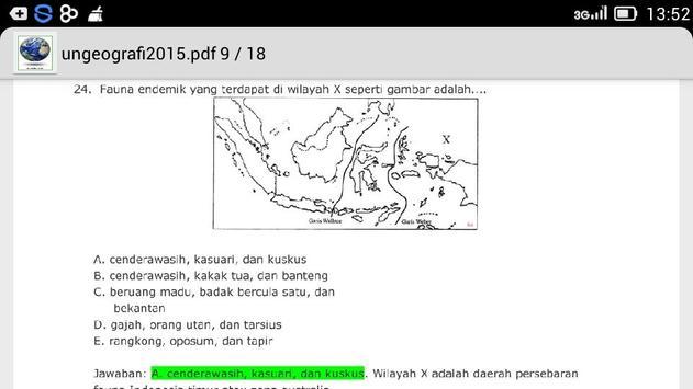 UN Geografi screenshot 2
