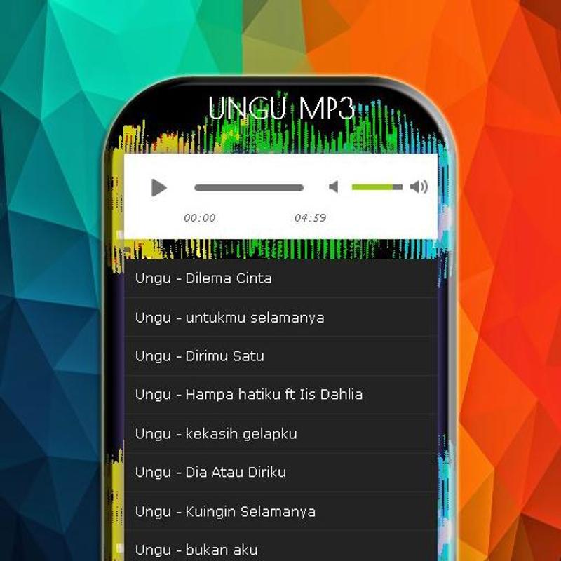 Lagu ungu mp3 lengkap for android apk download.