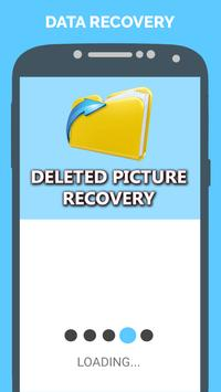 Recover All Deleted Pictures : Restore Photos Free screenshot 1