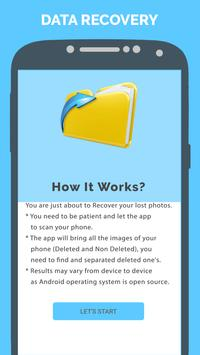 Recover All Deleted Pictures : Restore Photos Free screenshot 6