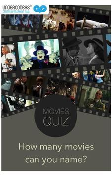 Movies Quiz poster