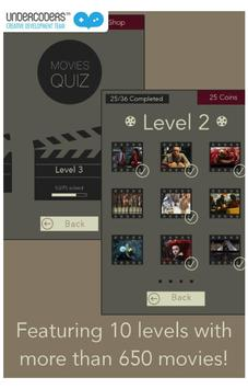 Movies Quiz screenshot 1