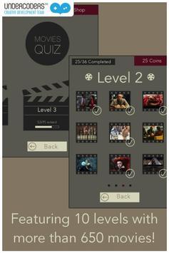 Movies Quiz screenshot 9