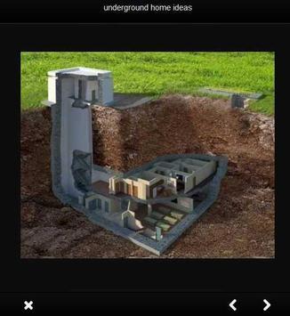 underground home ideas screenshot 1