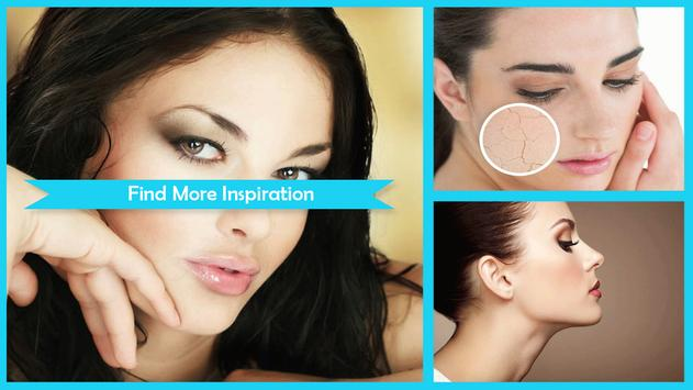 Makeup tips for dry skin screenshot 4