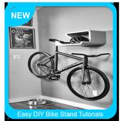 Easy DIY Bike Stand Tutorials icon