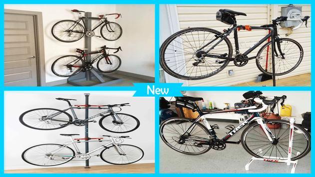 Easy DIY Bike Stand Tutorials screenshot 4