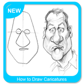 How to Draw Caricatures icon