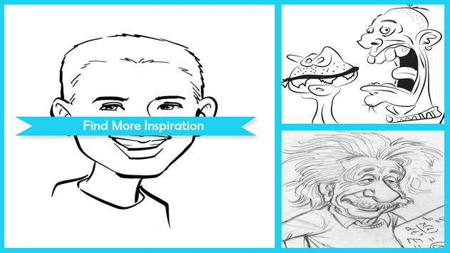 How to Draw Caricatures screenshot 4