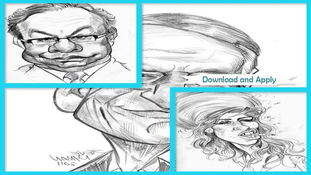 How to Draw Caricatures poster