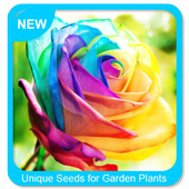 Unique Seeds for Garden Plants icon