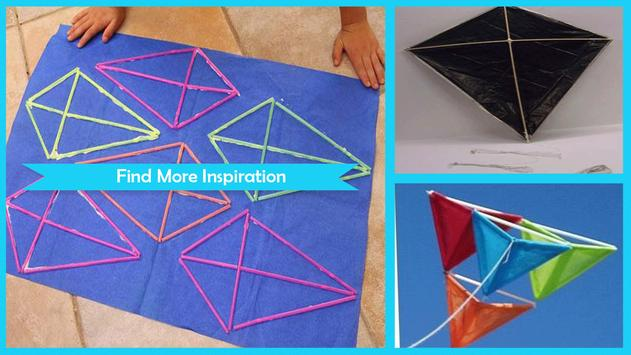 Useful Recycled Plastic Kite poster
