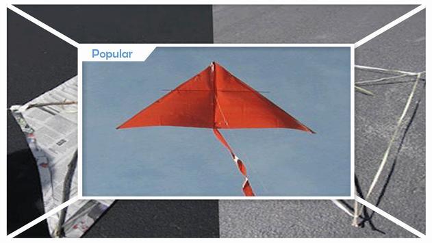 Useful Recycled Plastic Kite apk screenshot