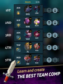 LOL Champion Manager - Strategy for League apk screenshot