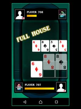 Poker Versus screenshot 1