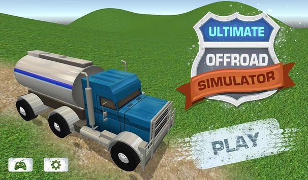 Ultimate Offroad Simulator poster