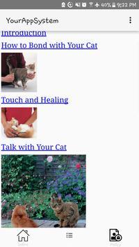 Interpret Your Cat poster