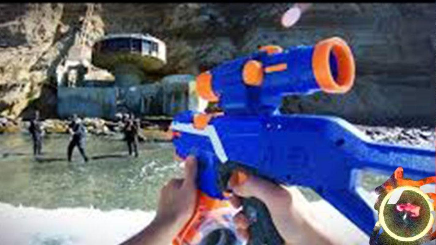 Скачать nerf ops (entire nerf first person shooter collection in.