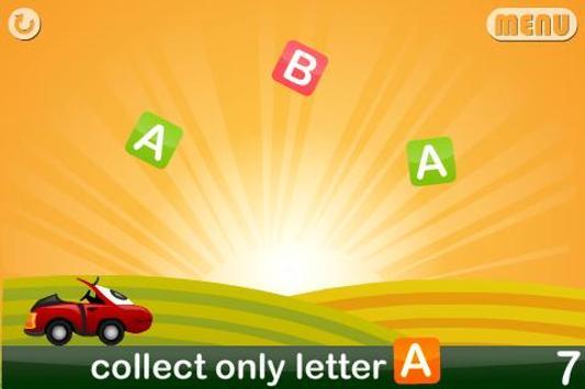Kids Toy Car: ABC screenshot 1