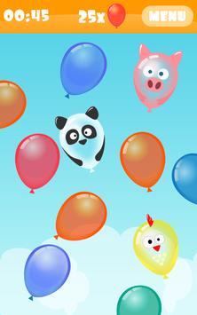 Balloon Boom for kids screenshot 3