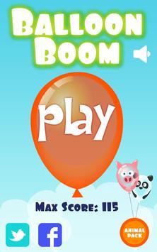 Balloon Boom for kids screenshot 7