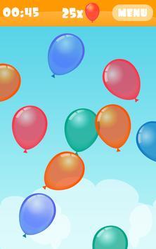 Balloon Boom for kids screenshot 5