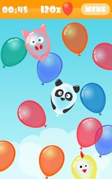 Balloon Boom for kids screenshot 6