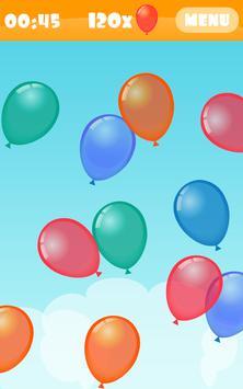 Balloon Boom for kids screenshot 8