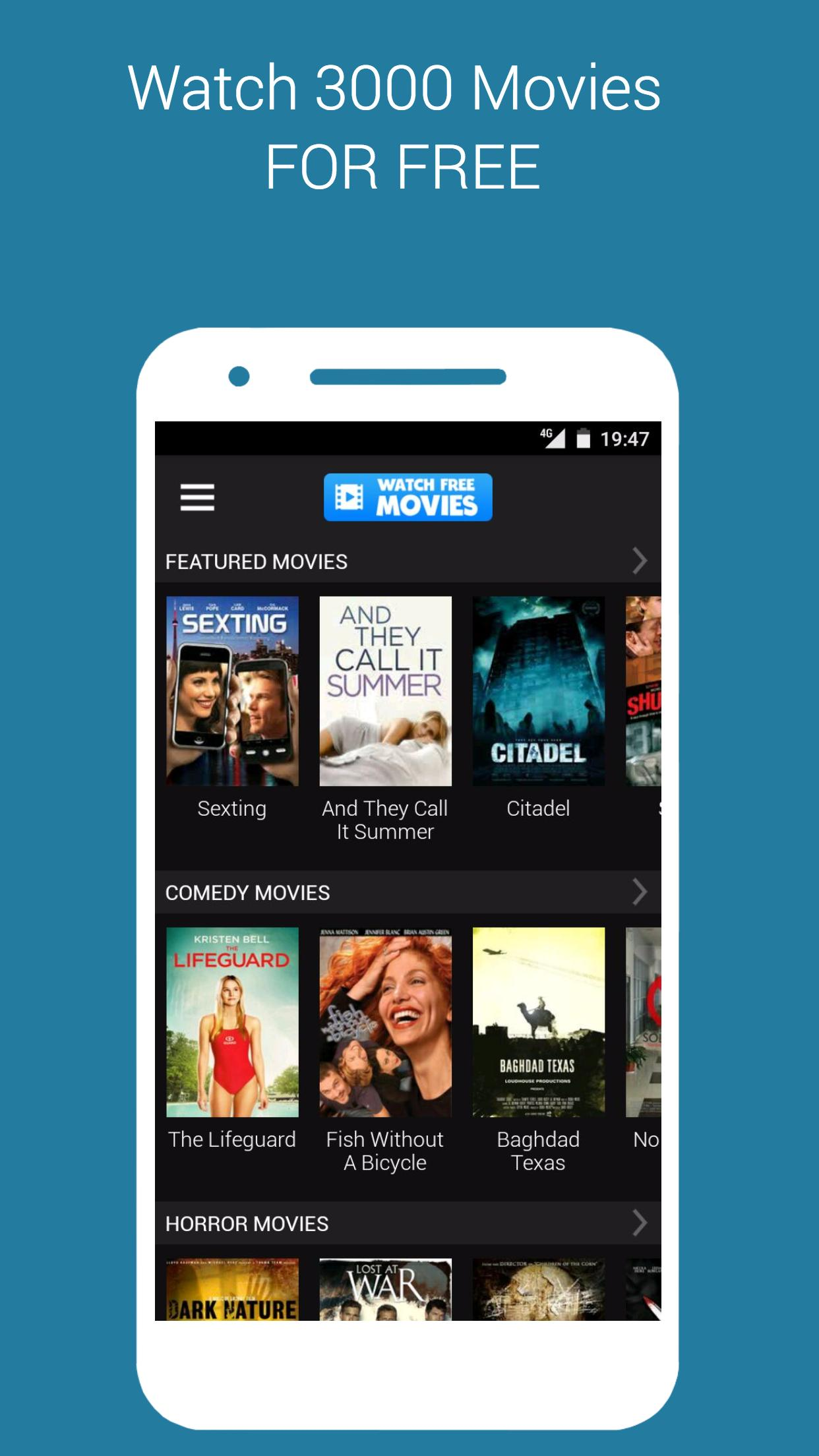 free download movies for mobile