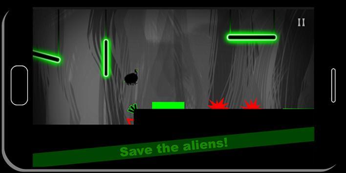 Aliens in Danger screenshot 1
