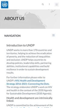 UNDP - Strengthening Health screenshot 3