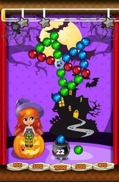 Happy Halloween Bubble apk screenshot