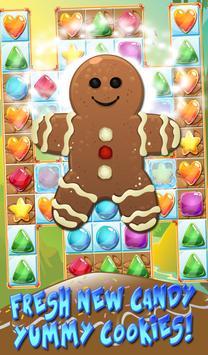 Candy Cookie Blast apk screenshot