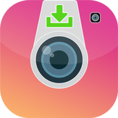 Instasave - photos and videos icon