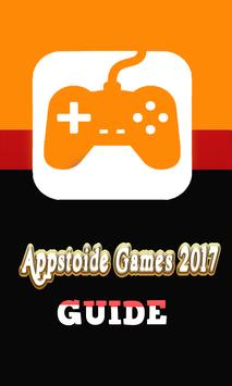 Guide - Appstoide Games 2017 poster