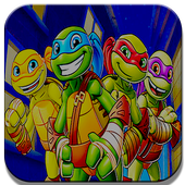 Jump Ninja Turtles Heroes icon
