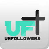Unfollowers + for  Instagram icon