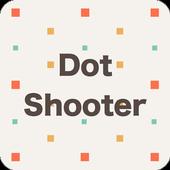 弾幕が弾幕を呼ぶ連鎖シューティング Dot Shooter icon