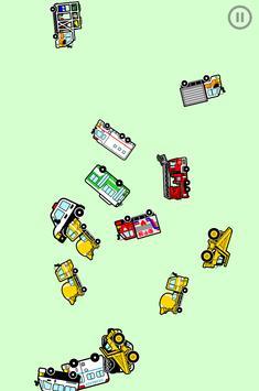 働く車が走る! - ぐるぐるぶーぶー【子供が喜ぶ知育アプリ】 apk screenshot
