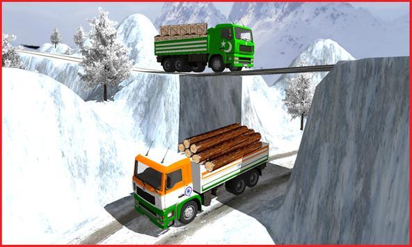 Indian Truck Driver Cargo New apk screenshot