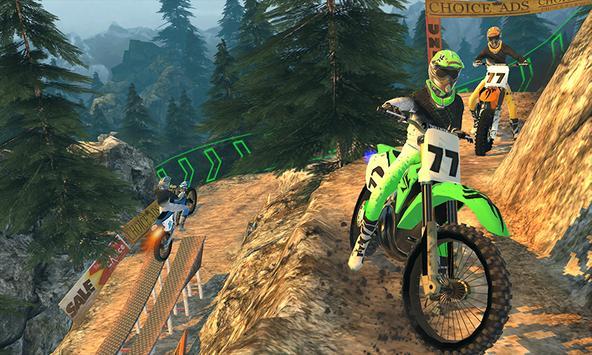 Offroad Moto Bike Racing Games screenshot 4