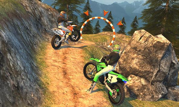 Offroad Moto Bike Racing Games screenshot 12