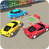 Sports Car Parking Games icon