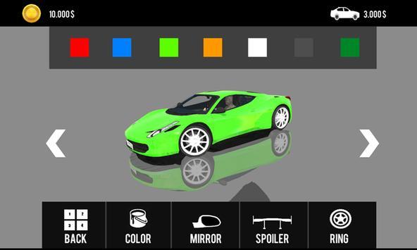 Sports Car Parking Games apk screenshot