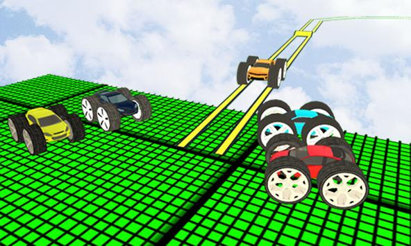 98% Impossible Monster Car screenshot 3