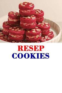 Resep Cookies Lengkap poster
