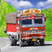 Indian Cargo Truck Sim 2018 icon