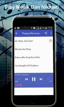 Tembang Kenangan Poppy Mercury screenshot 2