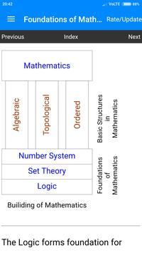 Foundations of Mathematics screenshot 1